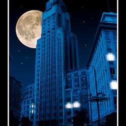 Antwerpen bij Nacht