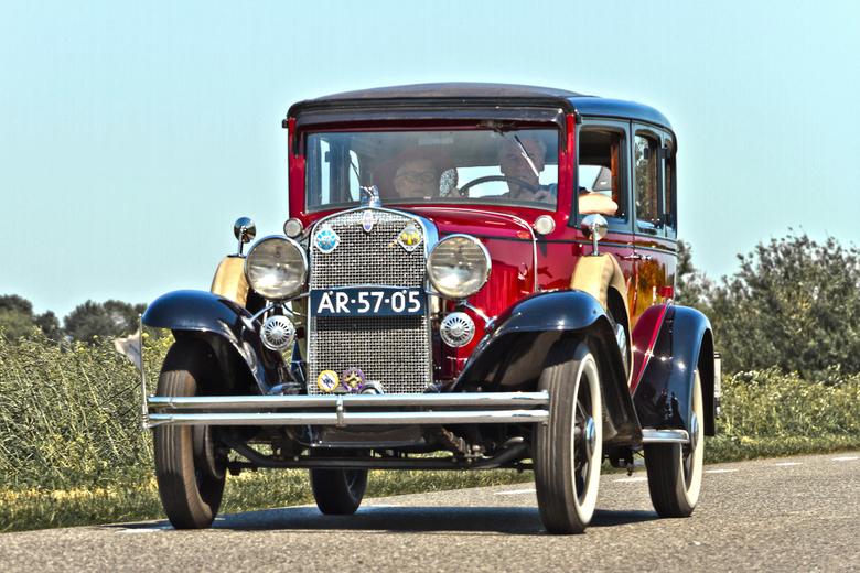"Chevrolet AE Independence Sedan 1931 (0758) - 1931 Chevrolet AE Independence Series Model 4-door Sedan (Fisher body)<br /> <br /> <a href=""https://w"