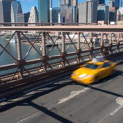 Speeding Taxi