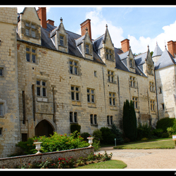 Chateau de Courtanvaux