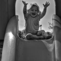 een glimlach van een kind