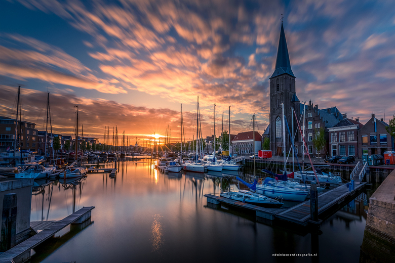Harlingen, Zuiderhaven -