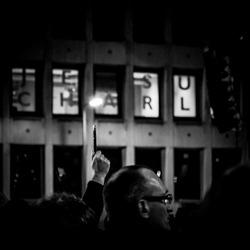 "Steunbetuiging actie Rotterdam - ""Je suis Charlie"""
