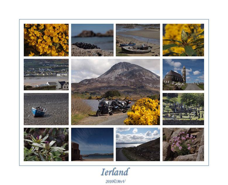 900ste :-) Van Dunfanaghy naar Donegal - We rijden weer verder langs de kust van Noord Ierland. Over de N56. Van Dunfanaghy naar Donagal.  Meestal zoc