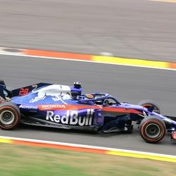 Spa-Francorchamps 2018  Brendon Hartley