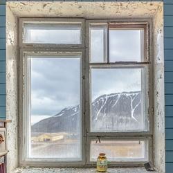 Pyramiden op Spitsbergen