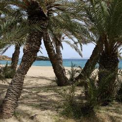 Bounty strand op Kreta