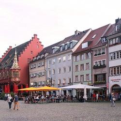 Altstag Freiburg Duitsland