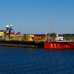 Afzinkbare zeeschip Zhen Hua 29