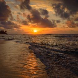 Zonsopkomst in Hawaii