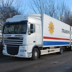 Bloemen Truck.