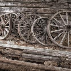 Lost wheels