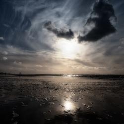 zonsondergang en tegenlicht