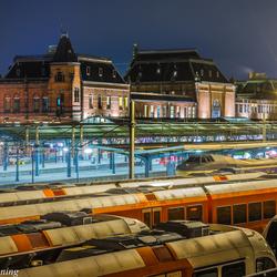 Groningen, Station