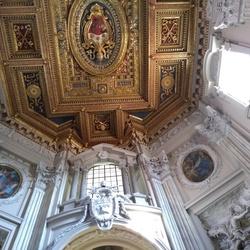 Mooi plafond