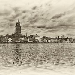 Blik op Deventer