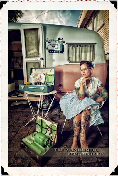 VCM - Deze foto is gemaakt voor een magazine.