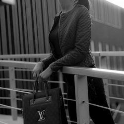 Photoshoot Louis Vuitton.