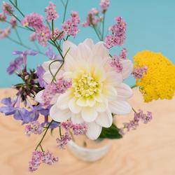 trouw bloemen