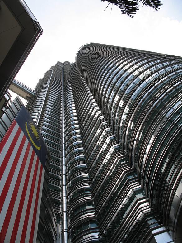 Petronas Towers - Petronas Towers Kuala Lumpur Maleisie