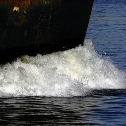 Voorkant boot