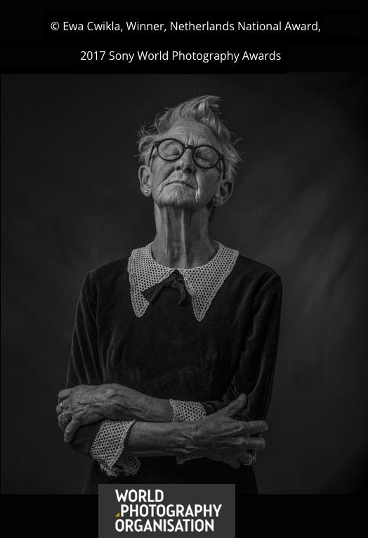 mama   - Winner Sony World Photography Awards 2017 Nederlands