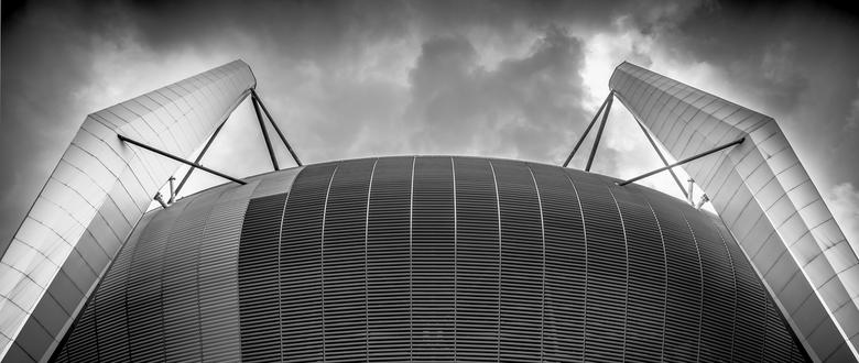 phillips stadion - omdat het op een dag als vandaag gewoon kan <br />
