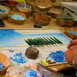 Mozaiek Toscane