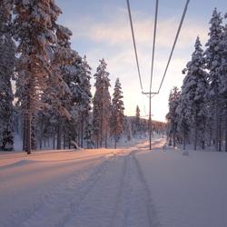 Lapland Vakantie Prachtige natuur!