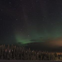 Noorderlicht Luosto - Finland