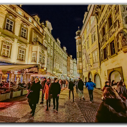 Praag By Night