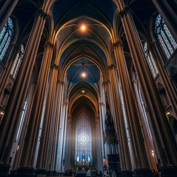 Churches of brussel