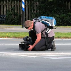 media aandacht 29-04-2010 apeldoorn