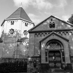 Mausoleum Otto von Bismarck