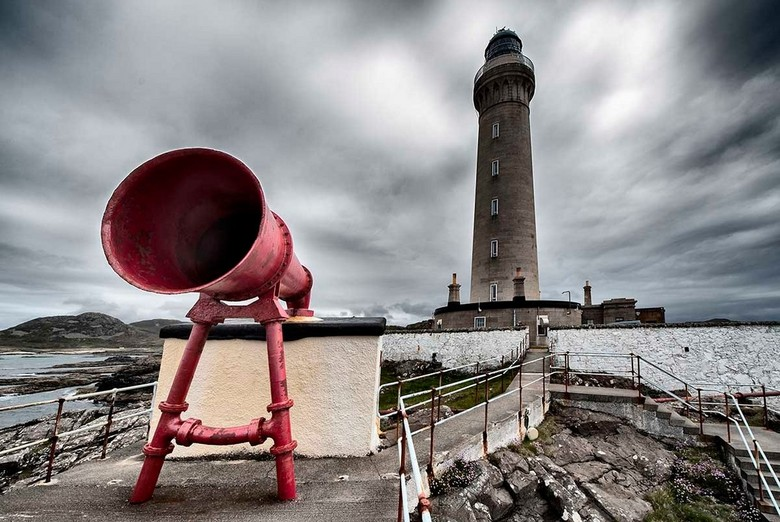 Ardnamurchan Lighthouse - Schotland | Ardnamurchan Lighthouse