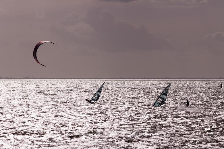 Wind en Kite surfen