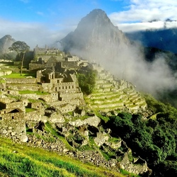 Machu Picchu- Peru
