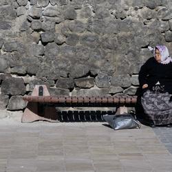 Straatbeeld Kayseri