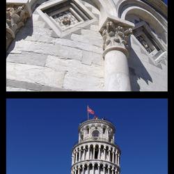 Scheve toren van Pisa
