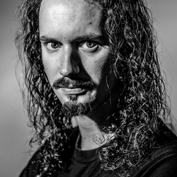 Portret of a metalhead