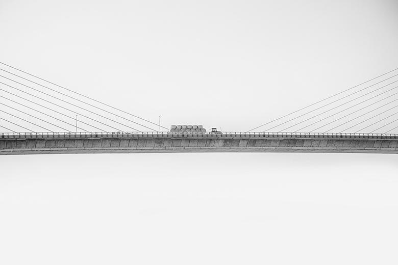 strootje - pont du tangarville