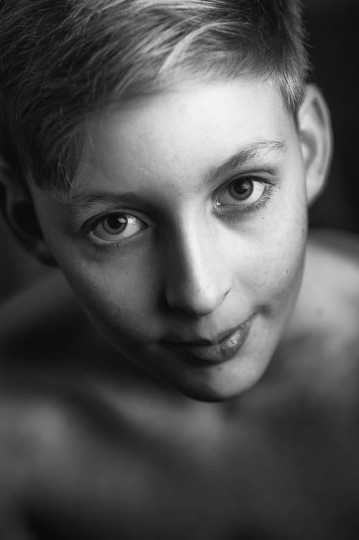 Close portret -