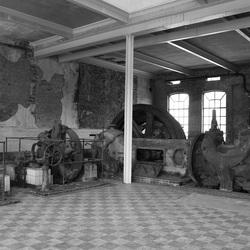 Machines in ruste