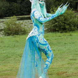 Body paint - Elftopia