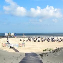 Strandfoto Norderney