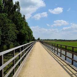 Rondje fietsen: Vlist - Oudewater