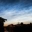 Lichtgevende wolken