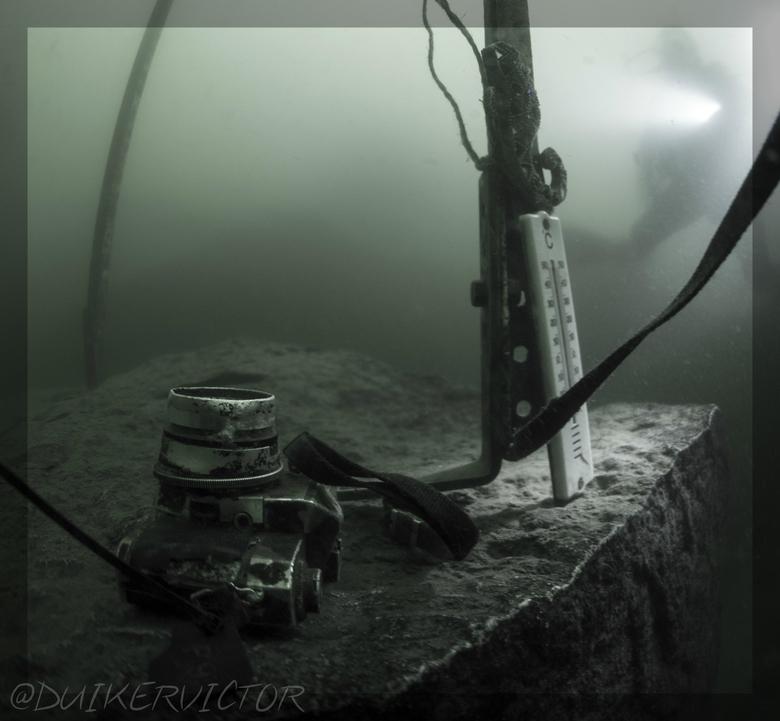 Camera op diepte
