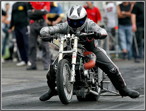Drag Racing Bikes - Drag Racing te Drachten