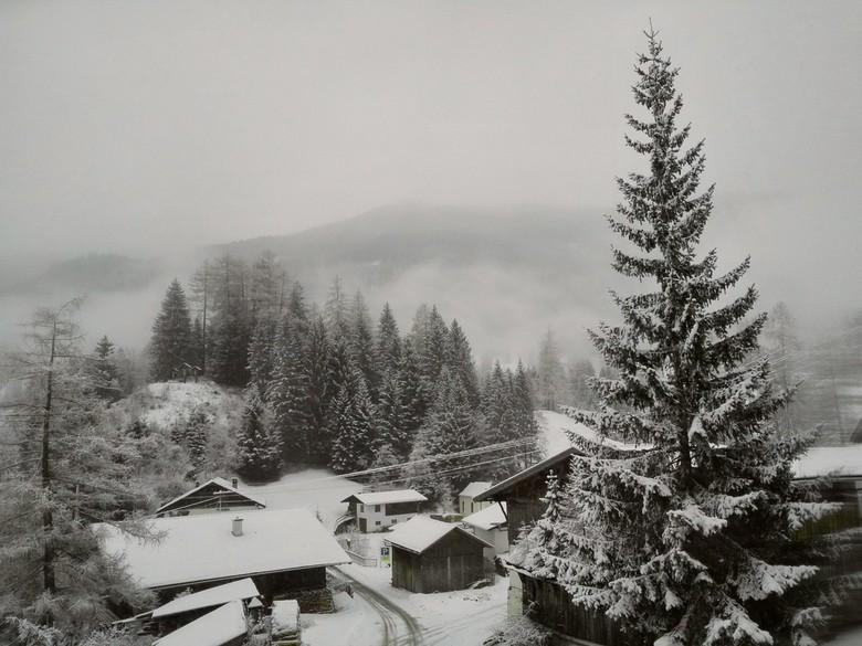 Sneeuw sprookje -